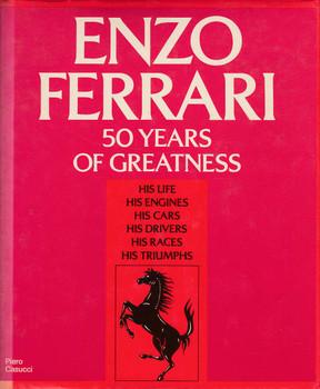 Enzo Ferrari - 50 Years of Greatness