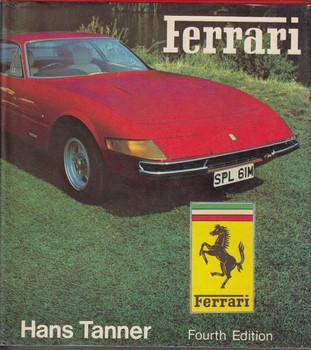 Ferrari (1 Nov 1974, by Hans Tanner and Doug Nye, Hardcover) (9780854291359)
