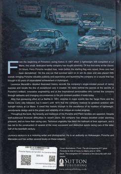 Porsche Racing (23 Apr 2001, by Laurence Meredith, Hardcover)