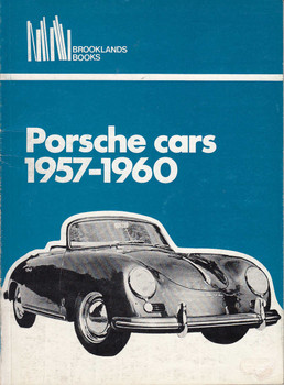 Porsche Cars 1957 - 1960 (Brooklands Books , paperback)
