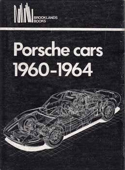 Porsche Cars 1960 - 1964 (Brooklands Books , paperback)