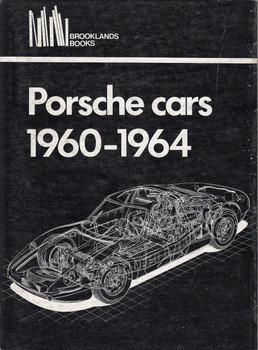 Porsche Cars 1960 - 1964 (Brooklands Books , paperback)