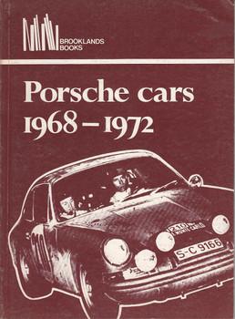 Porsche Cars 1968 - 1972