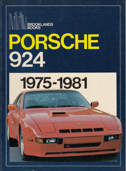 Porsche 924 1975 - 1981 (Brooklands Books , paperback)