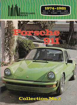 Porsche 911 1974 - 1981 Collection No. 2 (Brooklands Books) (9780907073444)