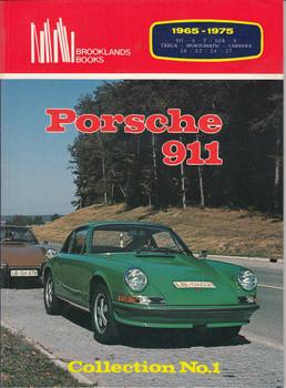 Porsche 911 1965 - 1975 Collection No. 1 (Brooklands Books) (9780907073123)