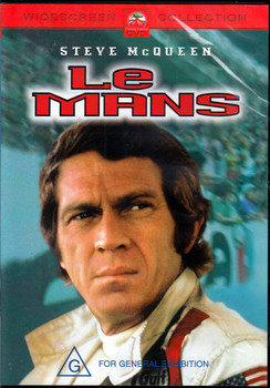 Steve McQueen - Le Mans Movie DVD