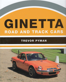 Ginetta - Road and Track Cars (Trevor Pyman) (9781785004155)