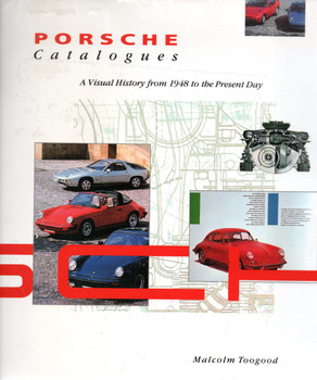 Porsche Catalogues (Hardcover by Malcolm Toogood)