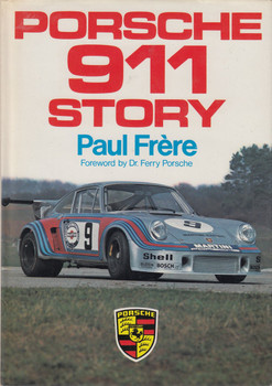 Porsche 911 Story (29 Apr 1976 by Paul Frere) (9780850591750)
