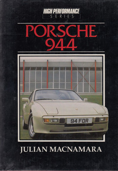 Porsche 944 (High performance series) - 9 Aug 1984 by Julian MacNamara