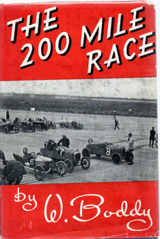 The 200 Mile Race - W Boddy