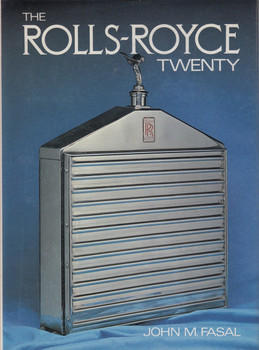 The Rolls-Royce Twenty (9780950648903)