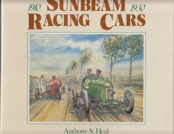 Sunbeam Racing Cars 1910-1930 Slip-Cased Edition (9780854296064)
