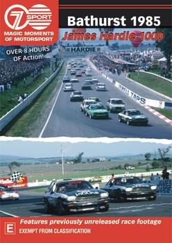 Magic Moments Of Motorsport - Bathurst 1985 - James Hardie 1000 DVD