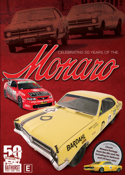 Celebrating 50 Years of the Monaro DVD