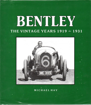 Bentley - The Vintage Years 1919-1931