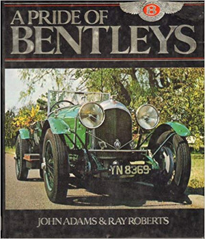 A Pride Of Bentleys
