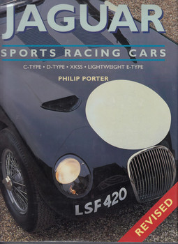 Jaguar Sports Racing Cars - Revised Edition