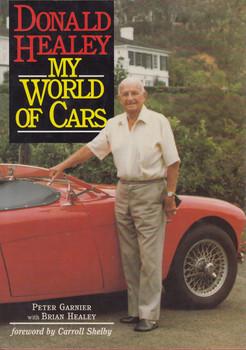 Donald Healey - My World Of Cars