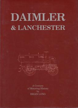 Daimler & Lanchester - A Century of Motoring History (Brian Long)