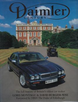 Daimler Century - The full history of Britain's oldest car maker