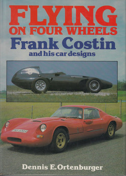 - Flying On Four Wheels - Frank Costin and his car designs