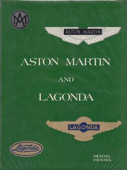 Aston Martin and Lagonda (Michael Frostick)