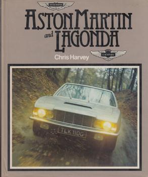 Aston Martin and Lagonda (Chris Harvey)