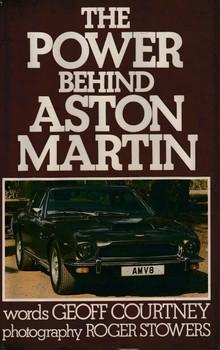 The Power Behind Aston Martin (Geoff Courtney)