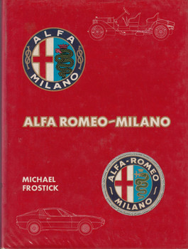 Alfa Romeo-Milano (Michael Frostick)