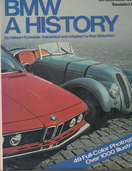 BMW A History (An Automobile Quarterly Translated Edition)