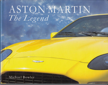 Aston Martin - The Legend