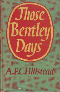 `- Those Bentley Days (A.F.C. Hillstead) (