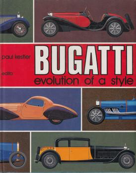 Bugatti - evolution of a style (Paul Kestler)