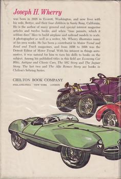 Alfa-Romeo Story (Hardcover by Joseph H. Wherry, 1970) (9780801952203)