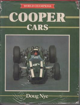 Cooper Cars (1983, Doug Nye) (9780850454888)