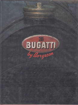Bugatti by Borgeson (1981, hardcover by Griffith Borgeson)