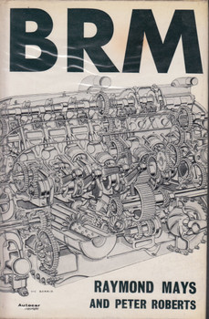 Brm (1963 by Raymond Mays and Peter Roberts)