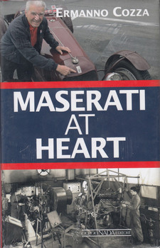 Maserati At Heart (Ermanno Cozza) (9788879117166)