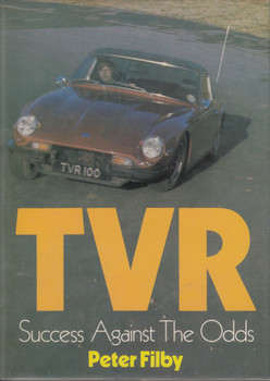 TVR: Success Against the Odds Hardcover – 1980 by Peter Filby
