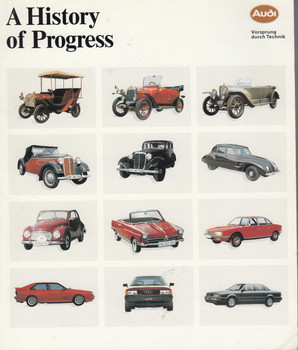 A History of Progress - Audi