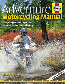 Adventure Motorcycling Manual (Paperback, 2nd Edition)