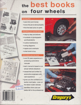Falcon 1994-1996 Models EF Series Service and Repair Manual