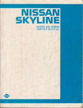 Nissan Skyline Model R30 Service Manual