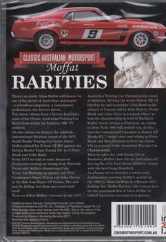 Classic Australian Motorsport vol 3 Moffat Rarities DVD