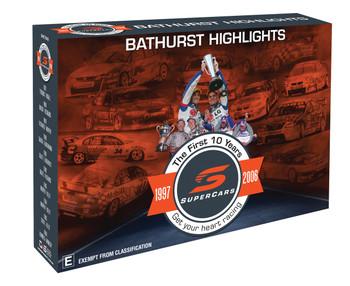 Bathurst Highlights The First Ten Years 1997 to 2006 DVD Set