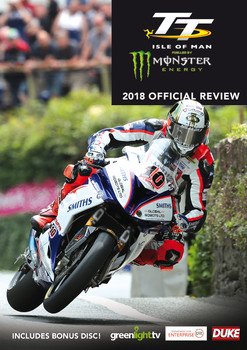 TT 2018 Isle Of Man Official Review DVD