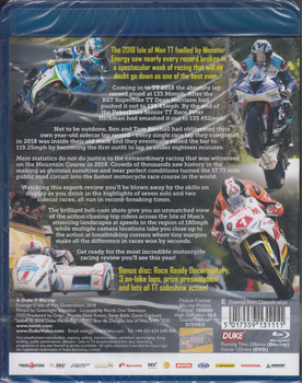 TT 2018 Isle Of Man Official Review Bluray