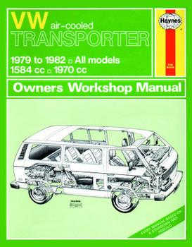 VW Transporter (air-cooled) Petrol (1979 - 1982) Haynes Repair Manual